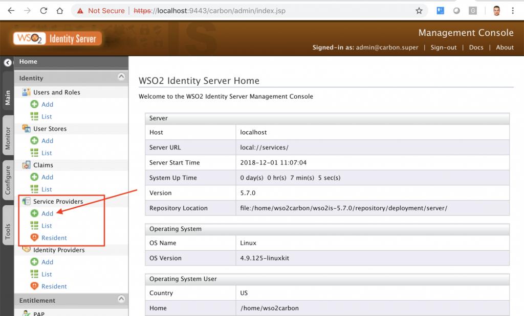 WSO2 Identity Server Tutorial: IS y Analytics (Part II) - Chakray